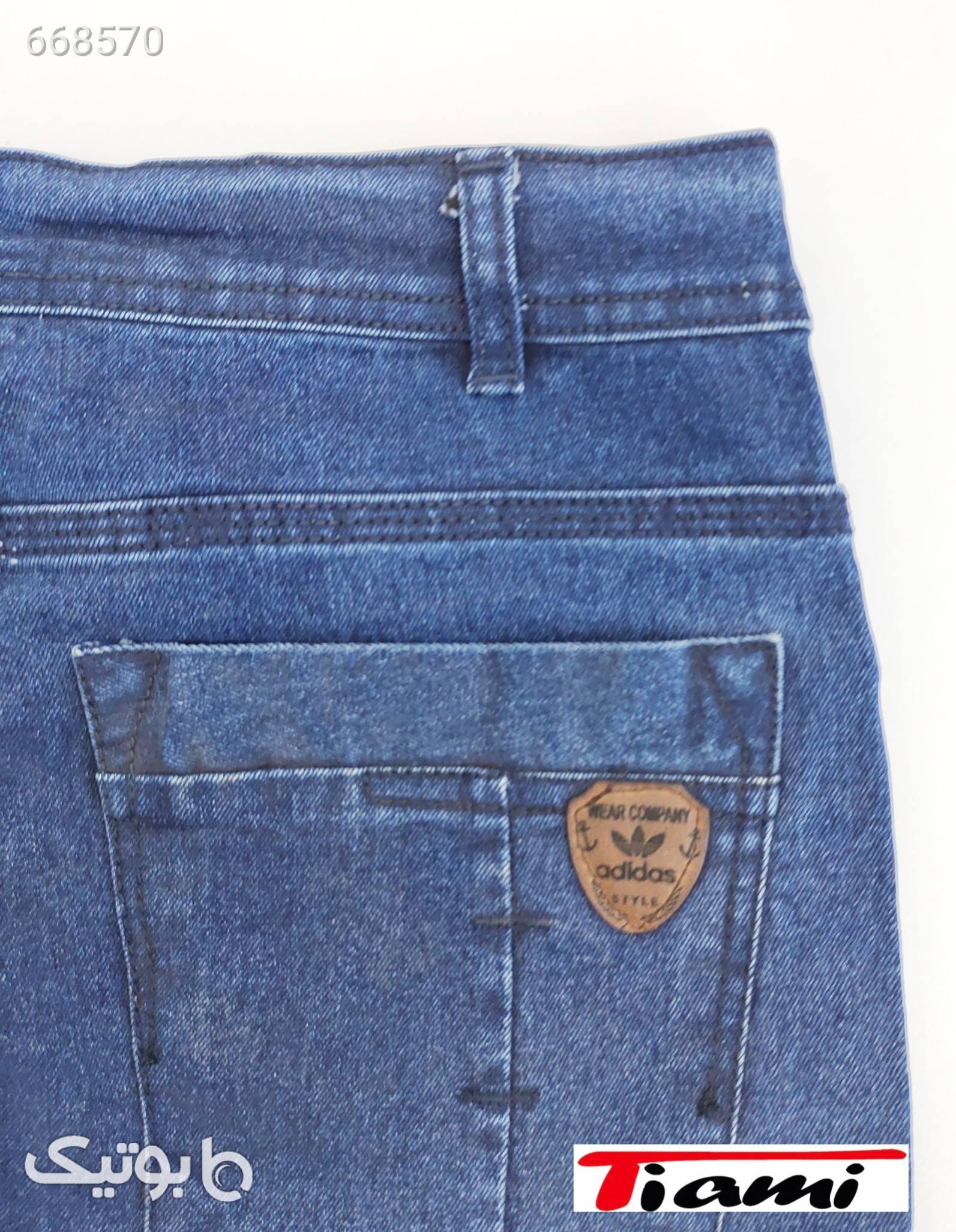 شلوار لی ترک پارچه par آبی شلوار جین مردانه
