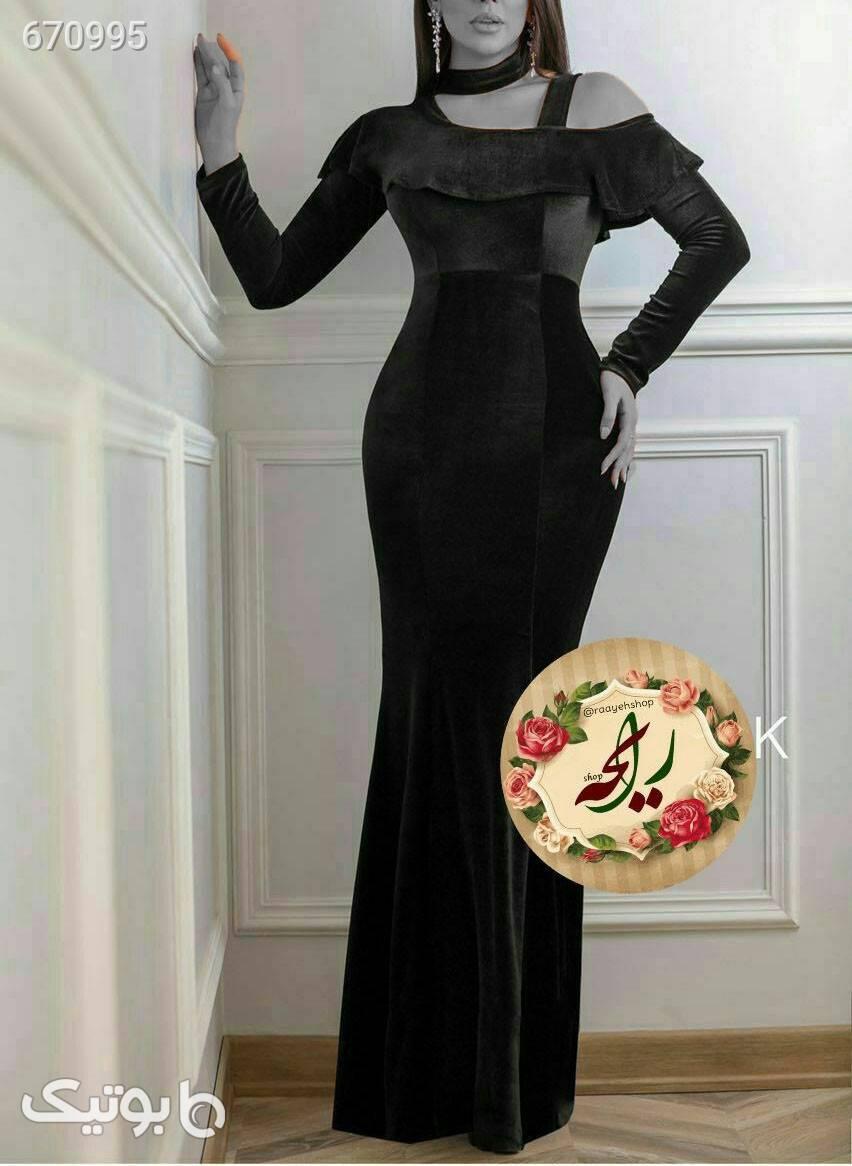 لباس مجلسی مشکی لباس  مجلسی