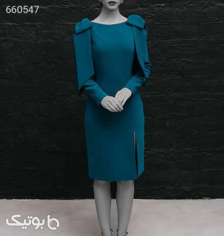 پیراهن مجلسی سبز لباس  مجلسی