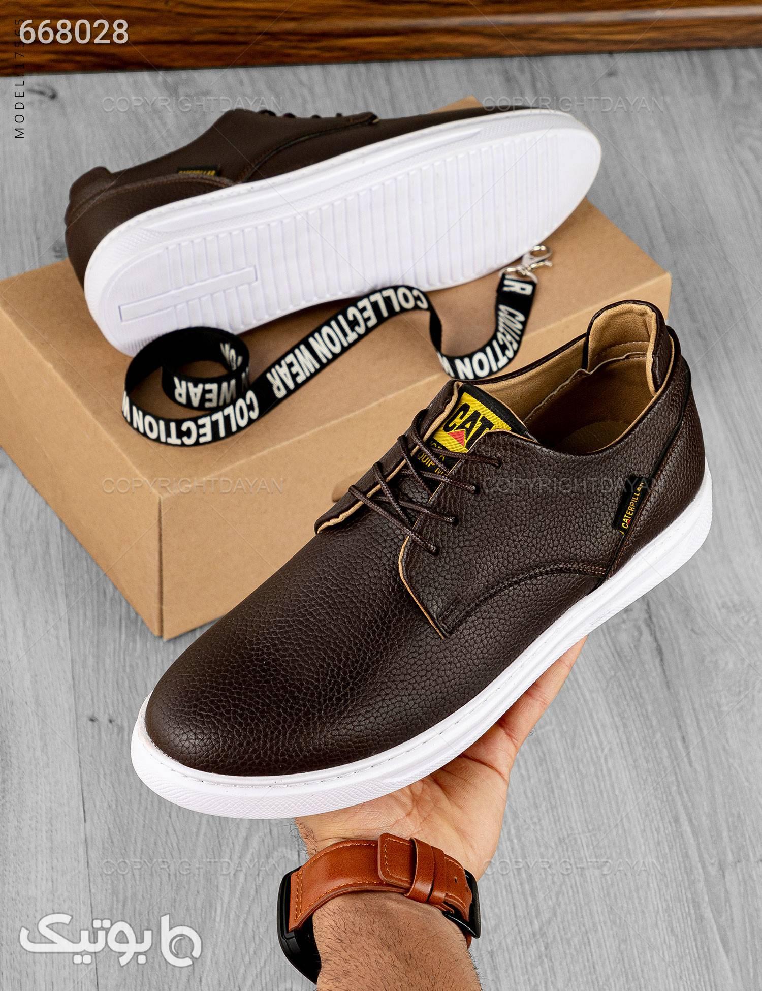 کفش مردانه Cat مدل 17565 كفش مردانه