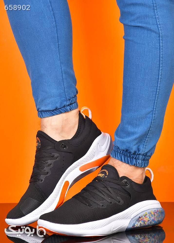 کفش نایک مردانه مدل Arash مشکی كفش مردانه