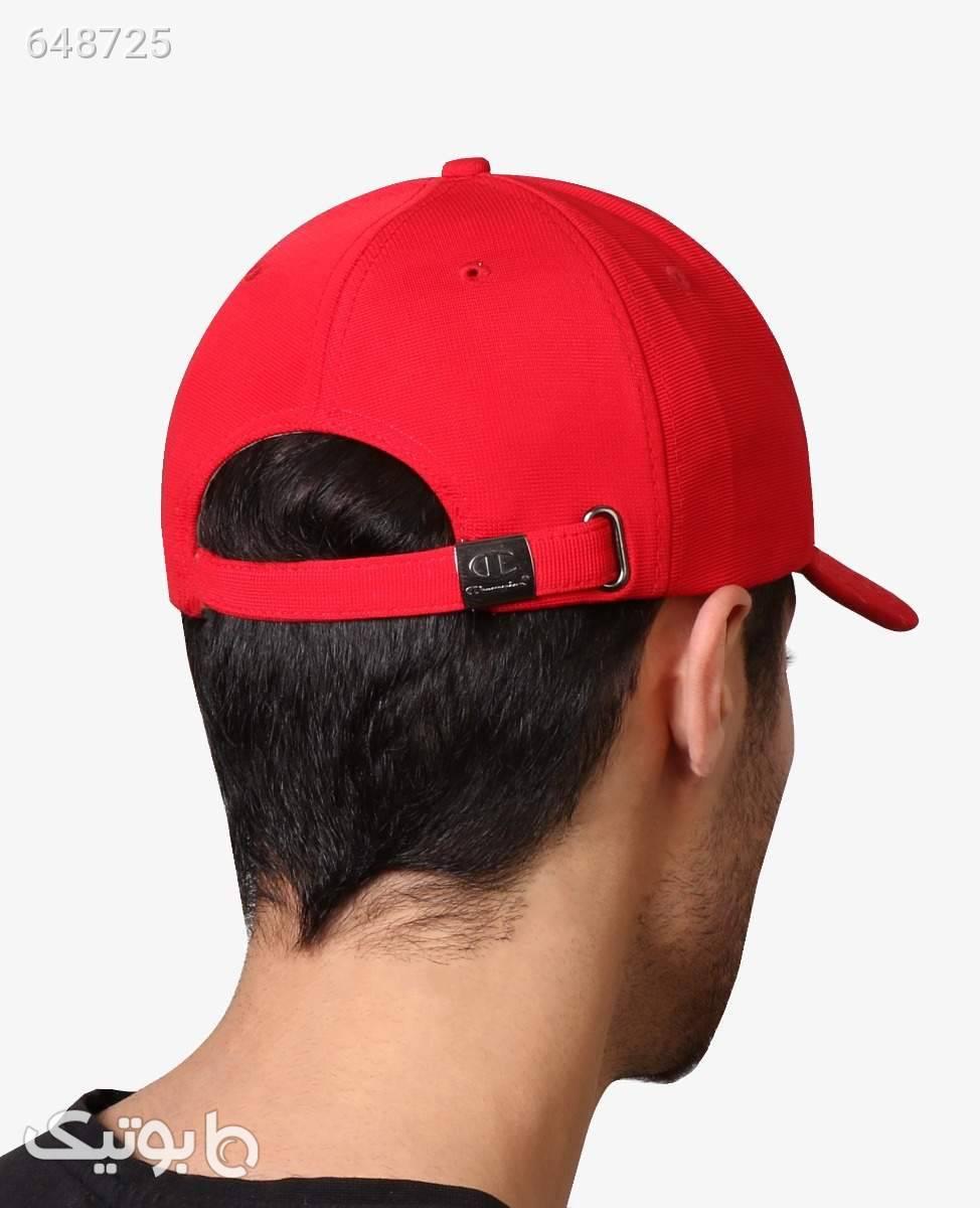 کلاه لبه گرد Champion کد 3396Red قرمز کلاه و اسکارف