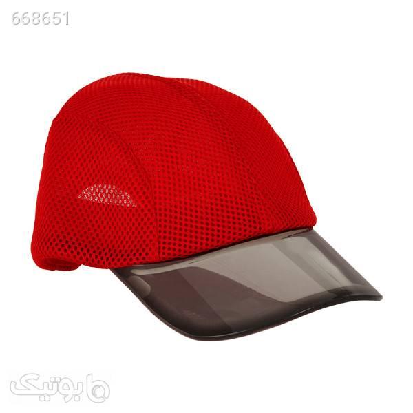 کلاه کپ آدیداس مدل Stella قرمز کلاه و اسکارف