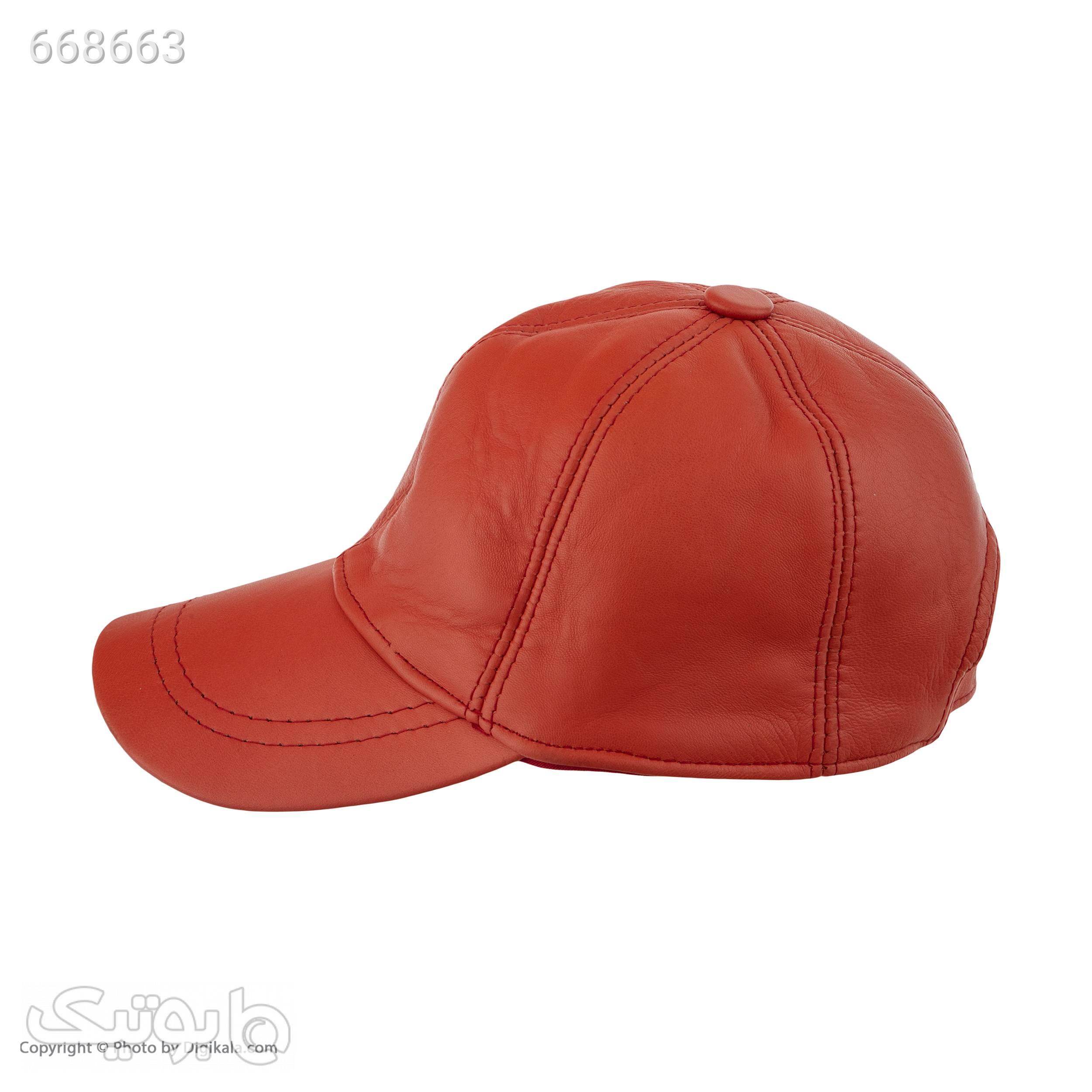 کلاه کپ شیفر مدل 8701A71 قرمز کلاه و اسکارف