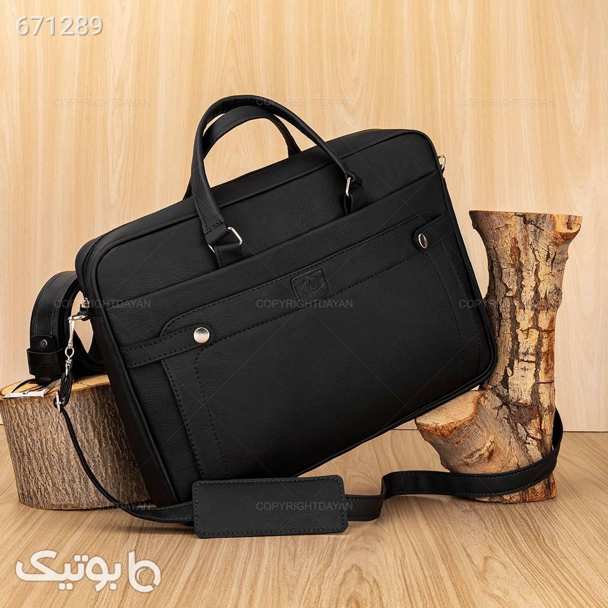 کیف اداری Chanel مدل 16902 مشکی کیف اداری