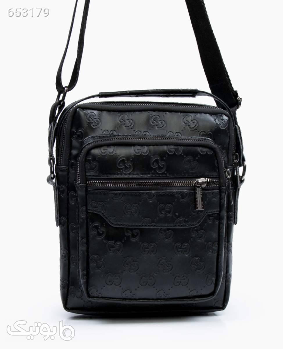 کیف دوشی Gucci کد 6515Black كيف زنانه