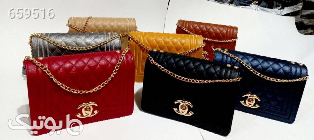 کیف زنانه  قرمز كيف زنانه