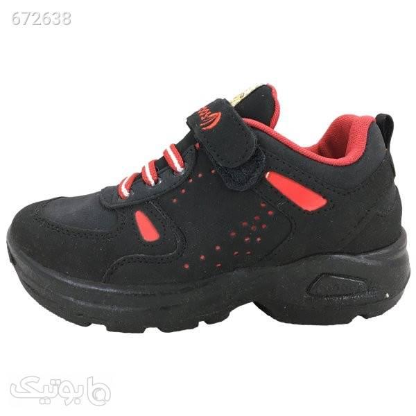 کفش مخصوص پیاده روی بچگانه پادوس مدل پادوکا کد 2891 مشکی کیف و کفش بچگانه