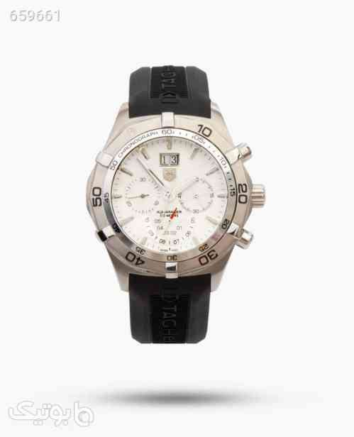 ساعت مچی عقربه ای اتوماتیک TAG Heur Formula کد 1110Black Silver 99 2020