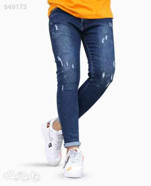 شلوار جین زاپدار مردانه Dolce & Gabbana کد 9742DarkBlue30 آبی 99 2020