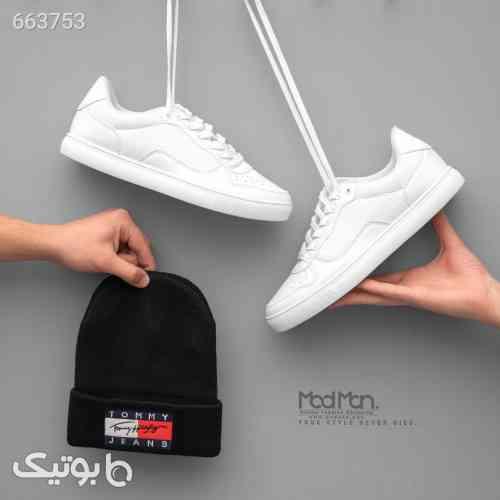 کفش اسنیکرز مردانه سفید 99 2020