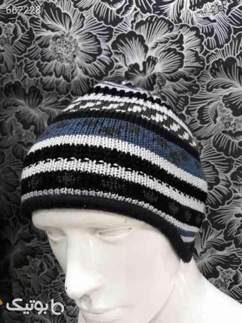 کلاه زمستونی آبی 99 2020