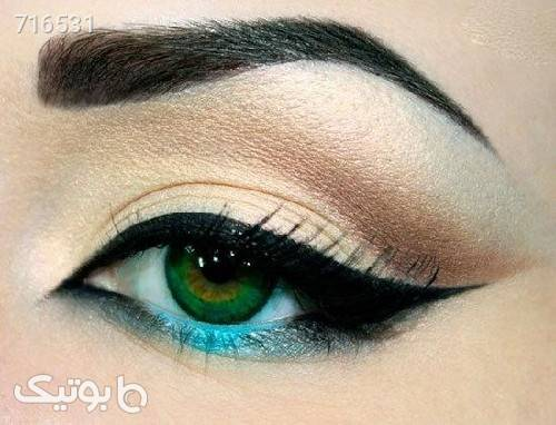 خط چشم مک ضدآب مشکی آرایش چشم