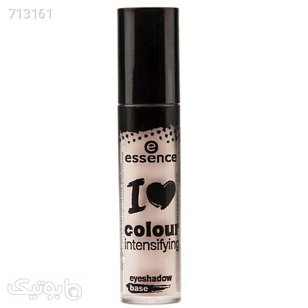 پایه سایه چشم اسنس سری I Love Colour مشکی آرایش چشم