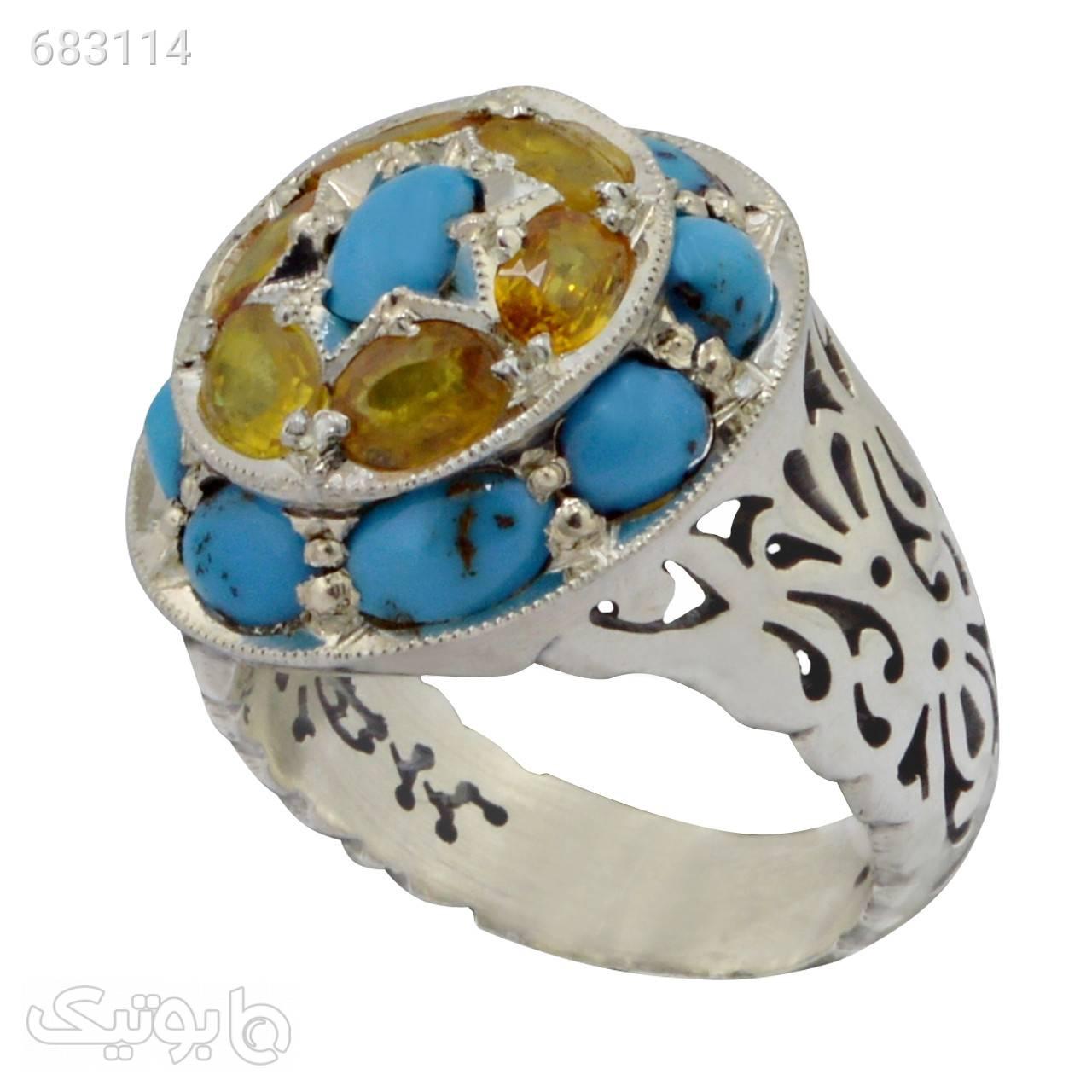 انگشتر نقره مردانه کد a4200 نقره ای انگشتر