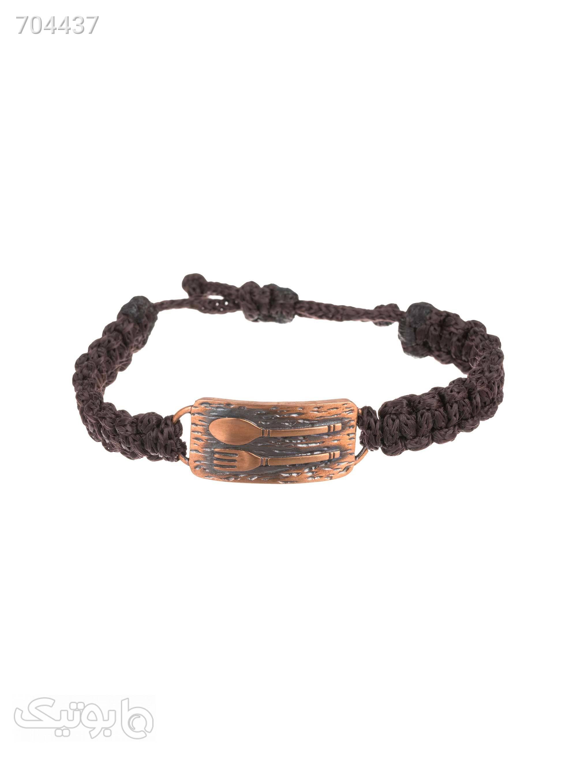 دستبند بندی زنانهزرمس تک سایز مشکی دستبند و پابند