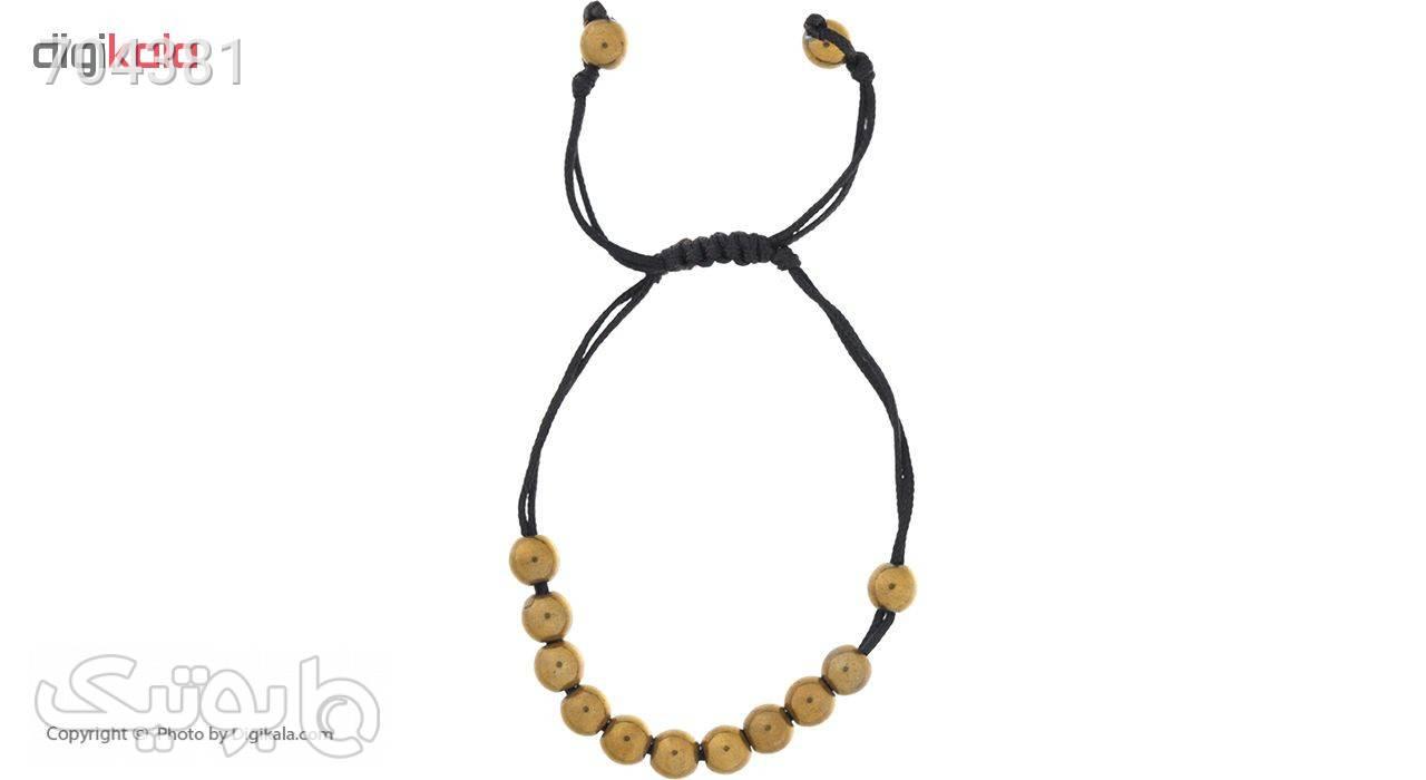 دستبند زنانه نوژین مدل حدید کد 6 سفید دستبند و پابند