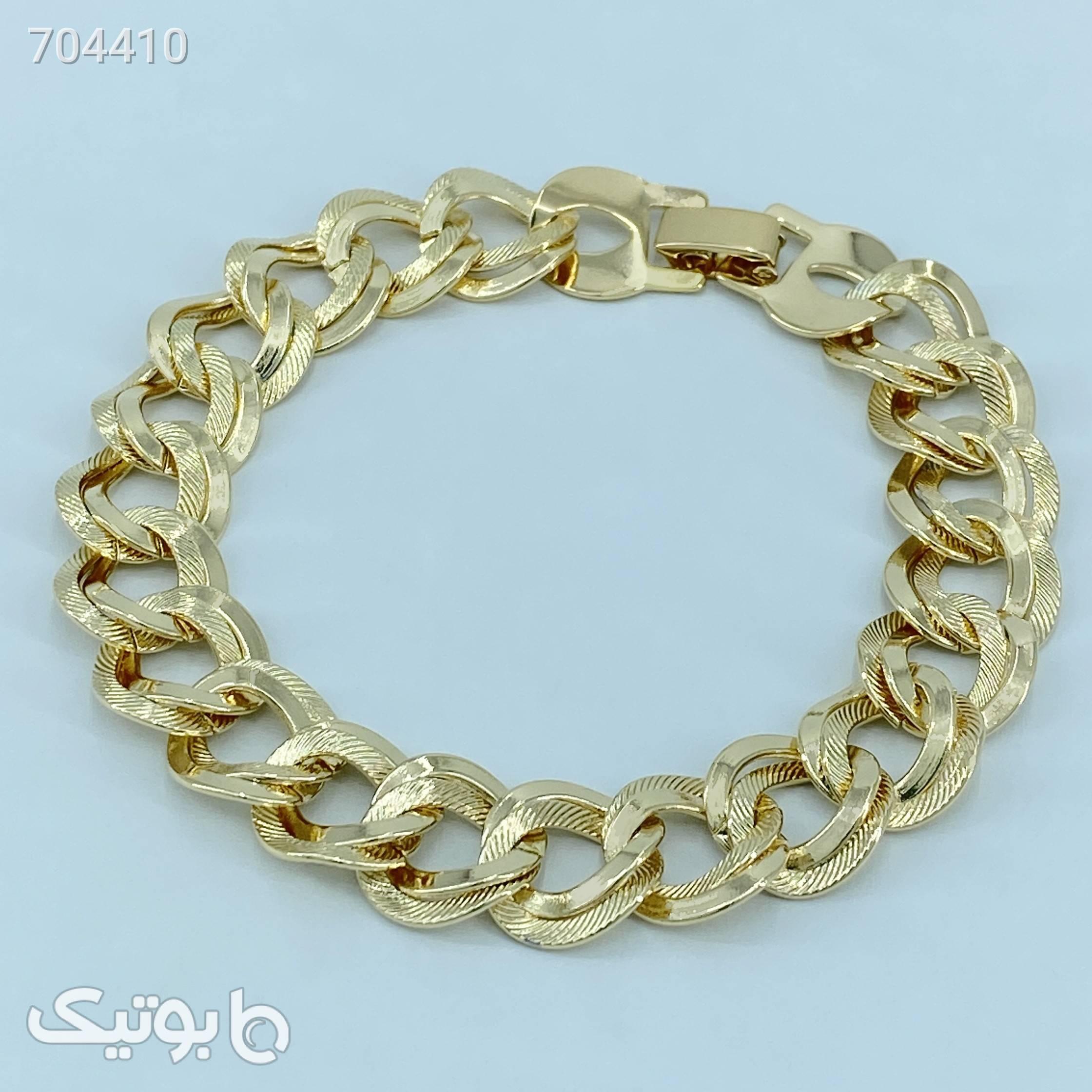 دستبند زنانه ژوپینگ کد B3018 طلایی دستبند و پابند