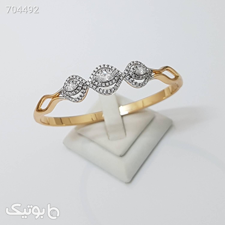 دستبند زنانه ژوپینگ کد XP243 نقره ای دستبند و پابند