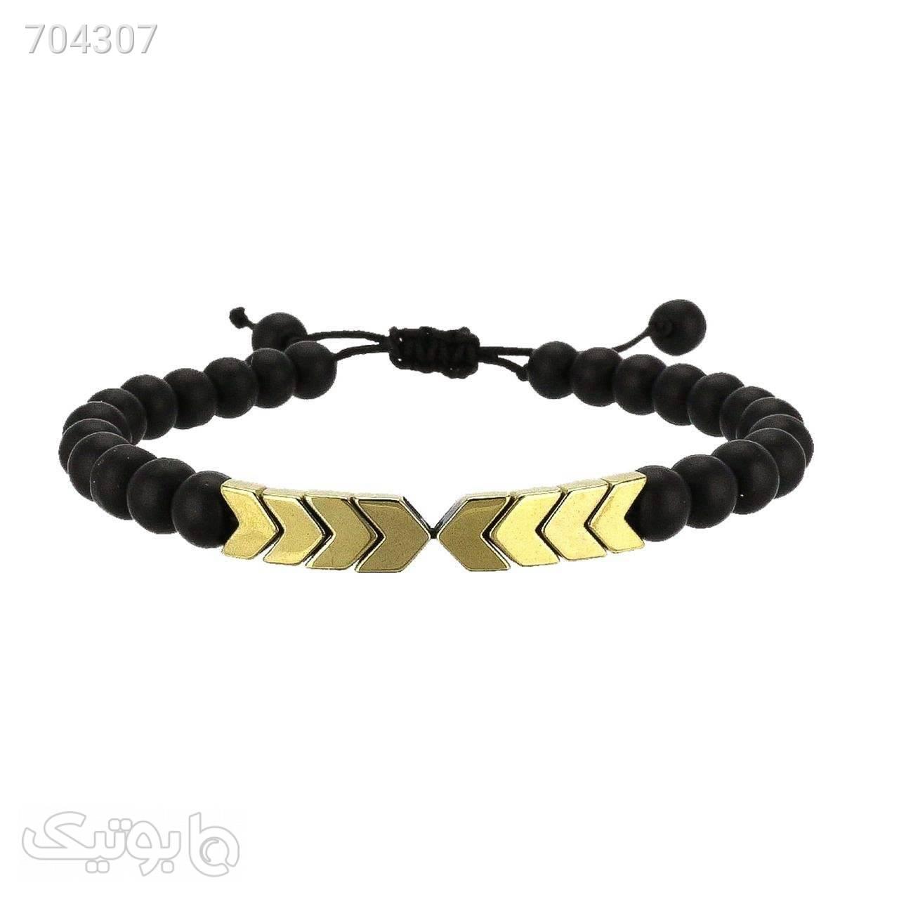 دستبند مدل 3658 مشکی دستبند و پابند