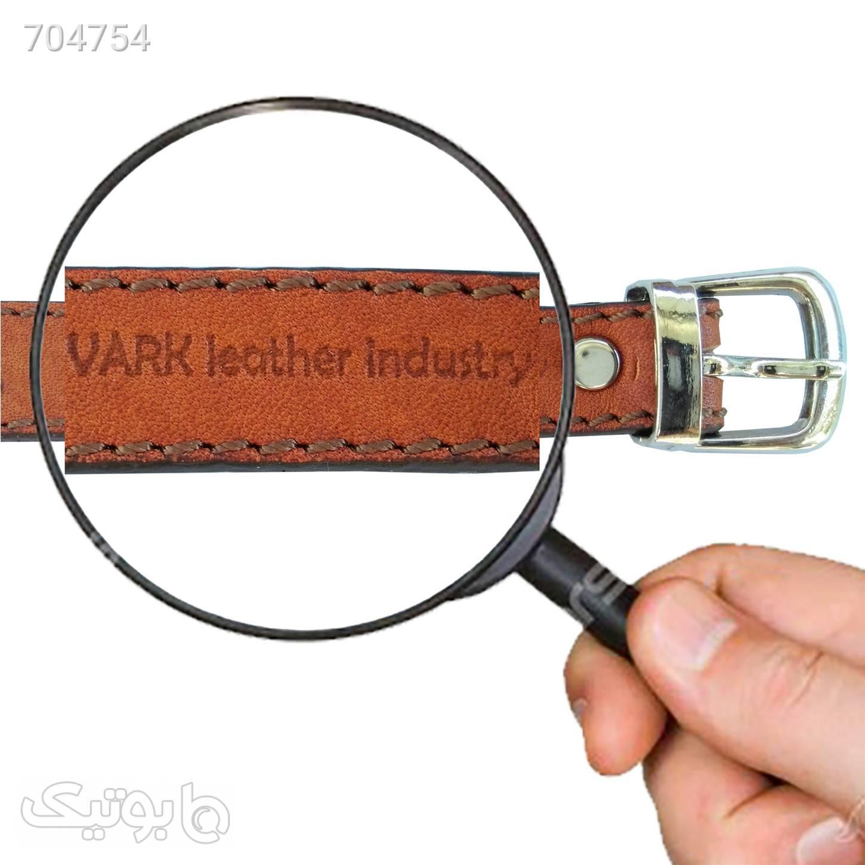 دستبند چرم وارک مدل اولگا کد rb82 مشکی دستبند و پابند