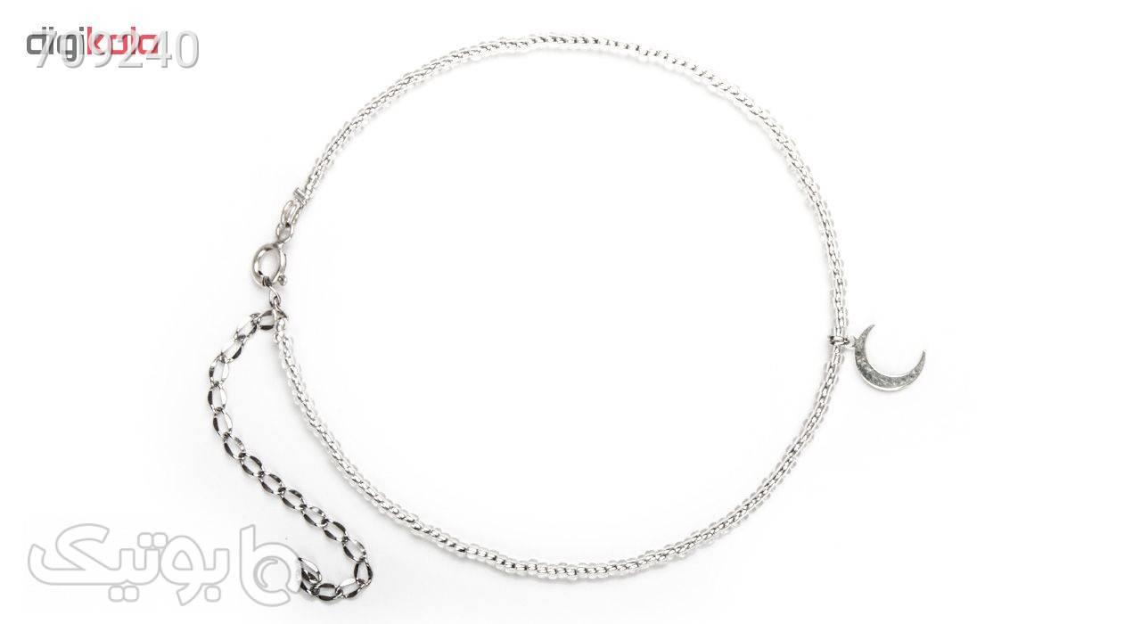 پابند نقره زنانه ریسه گالری مدل Ri3H2029Silver نقره ای دستبند و پابند
