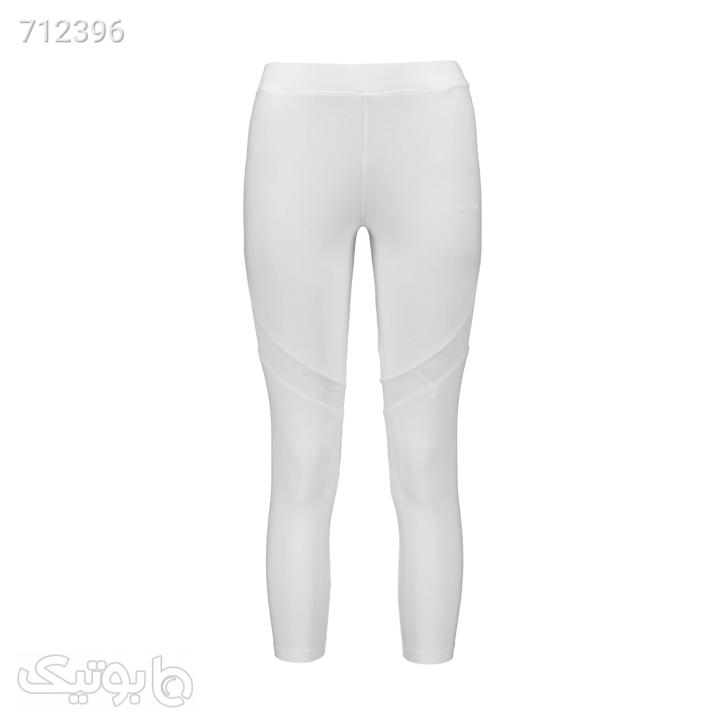 شلوار ورزشی زنانه هالیدی مدل 809609WHITE سفید ست ورزشی زنانه