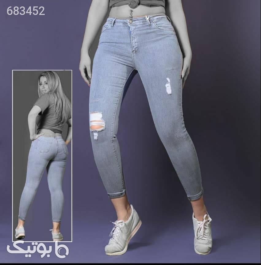 شلوار جین زنانه  شلوار جین زنانه