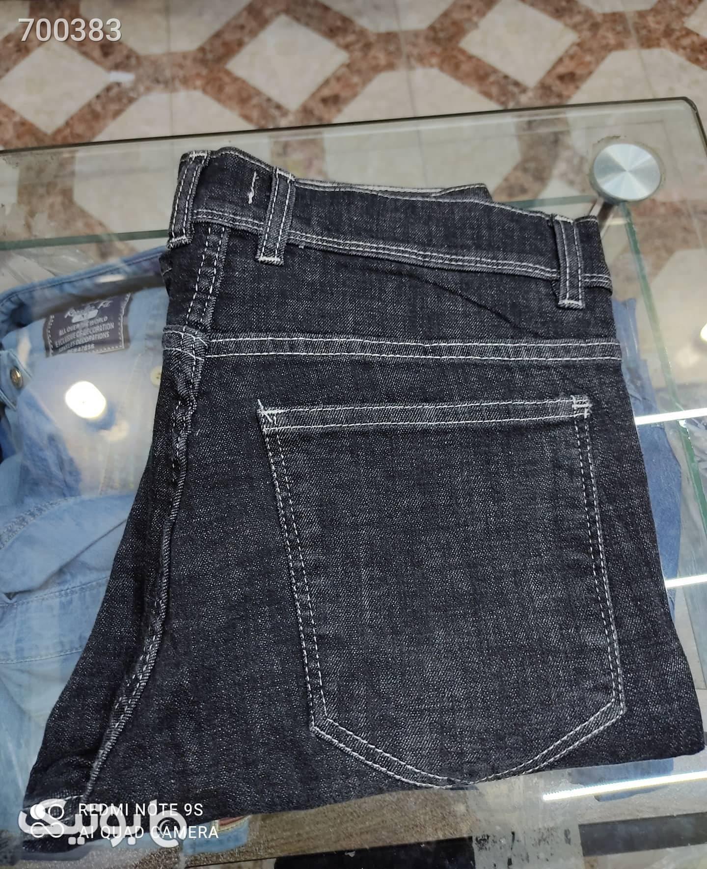 شلوار جین طوسی شلوار جین مردانه