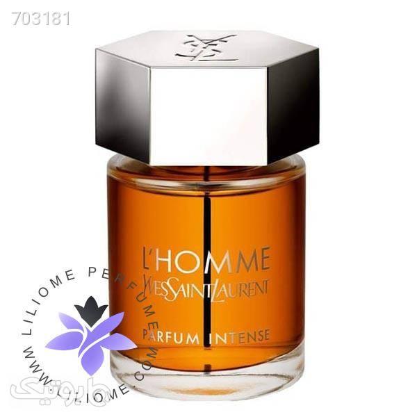 تستر اورجینال عطر ایو سن لورن ال هوم پرفیوم اینتنس   Yves Saint Laurent L8217;Homme Parfum Intense Tester نارنجی عطر و ادکلن