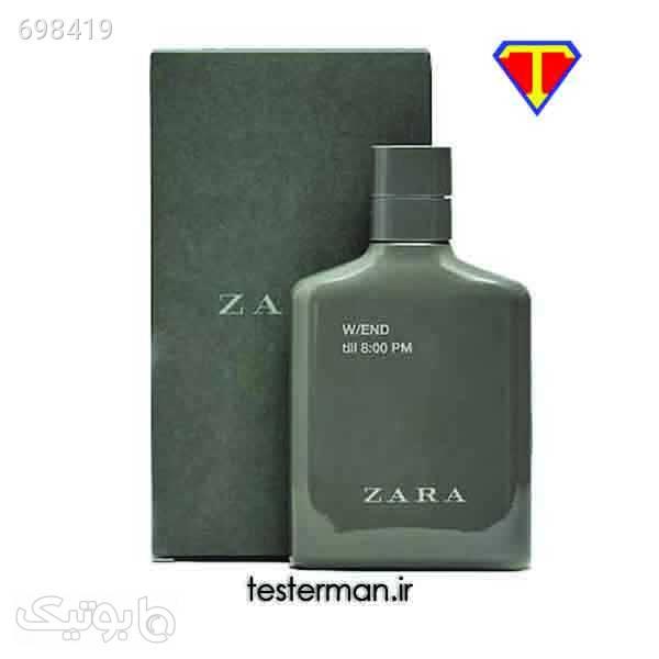 خرید ادکلن زارا دبیلیو اند تیل 800 پی ام Zara WEND till 800 PM مشکی عطر و ادکلن