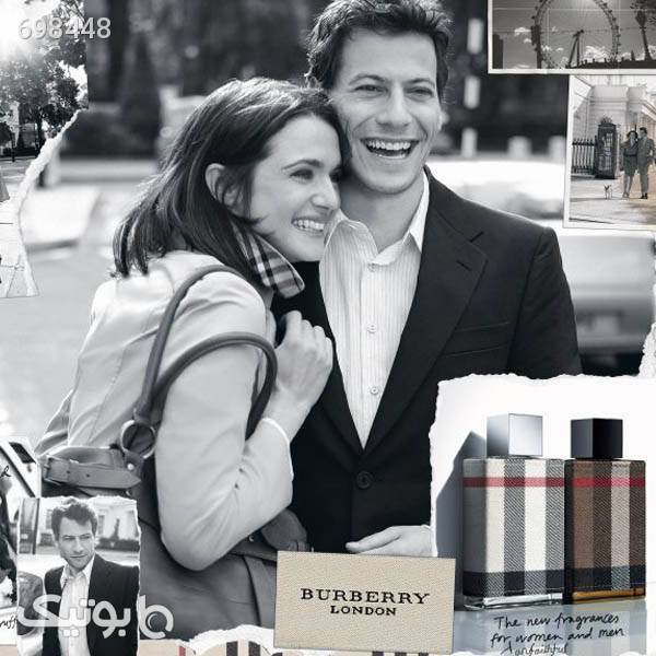 عطر ادکلن باربری لندن مردانه | Burberry London قهوه ای عطر و ادکلن