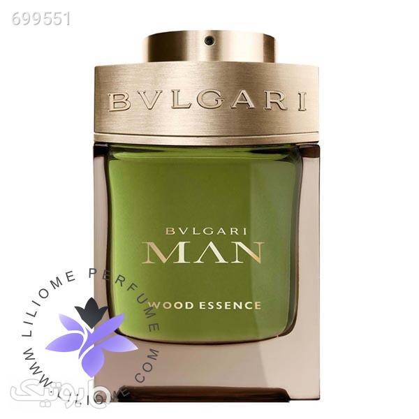 عطر ادکلن بولگاری من وود اسنس | Bvlgari Man Wood Essence سبز عطر و ادکلن