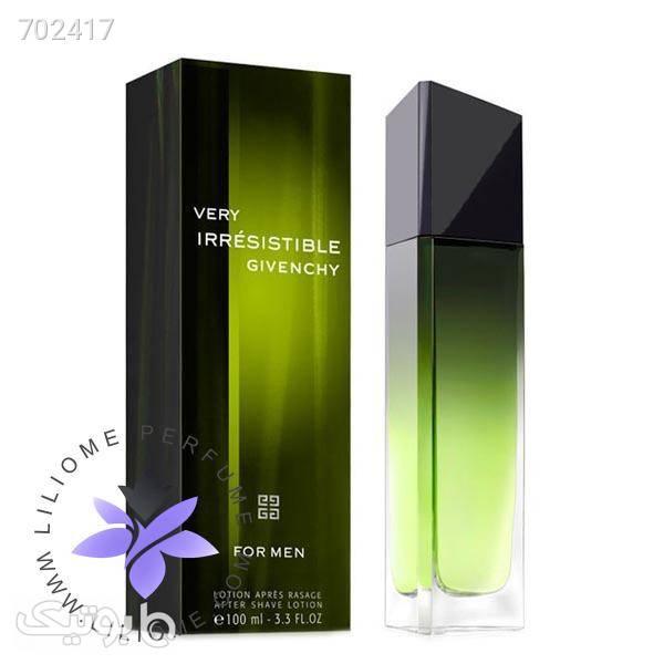 عطر ادکلن جیوانچی وری ایرسیستیبل مردانه | Givenchy Very Irresistible for men سبز عطر و ادکلن