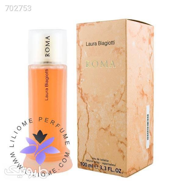 عطر ادکلن لورا بیاجیوتی روما | Laura Biagiotti Roma نارنجی عطر و ادکلن