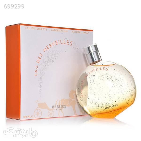 عطر ادکلن هرمس او دس مرویلس | Hermes Eau des Merveilles نارنجی عطر و ادکلن