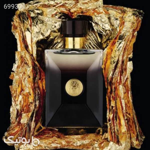 عطر ادکلن ورساچه پورهوم عود نویر   Versace Pour Homme Oud Noir مشکی عطر و ادکلن