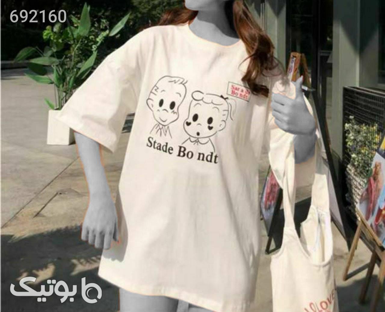 تی شرت  مشکی لباس راحتی زنانه