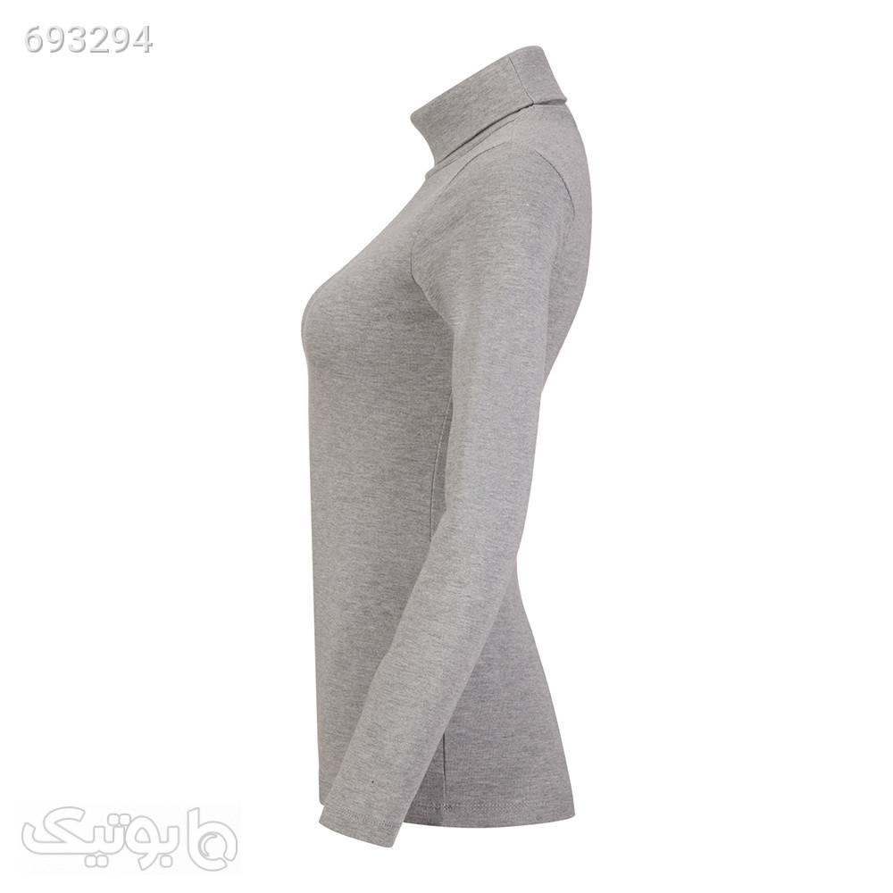 پلیور زنانه سیاوود مدل 7210106 A رنگ طوسی طوسی پلیور و ژاکت زنانه