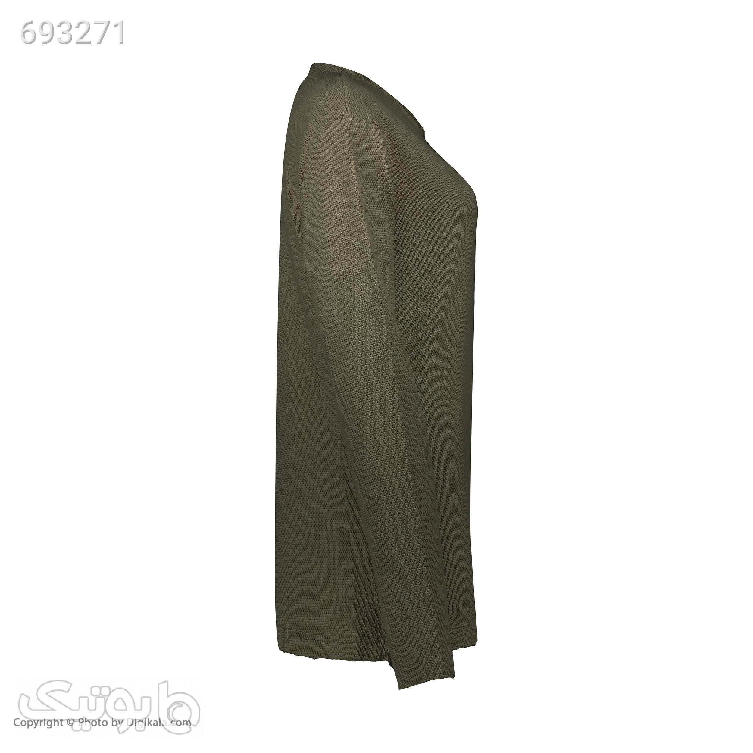 پلیور زنانه کیکی رایکی مدل UBB2387018 طوسی پلیور و ژاکت زنانه