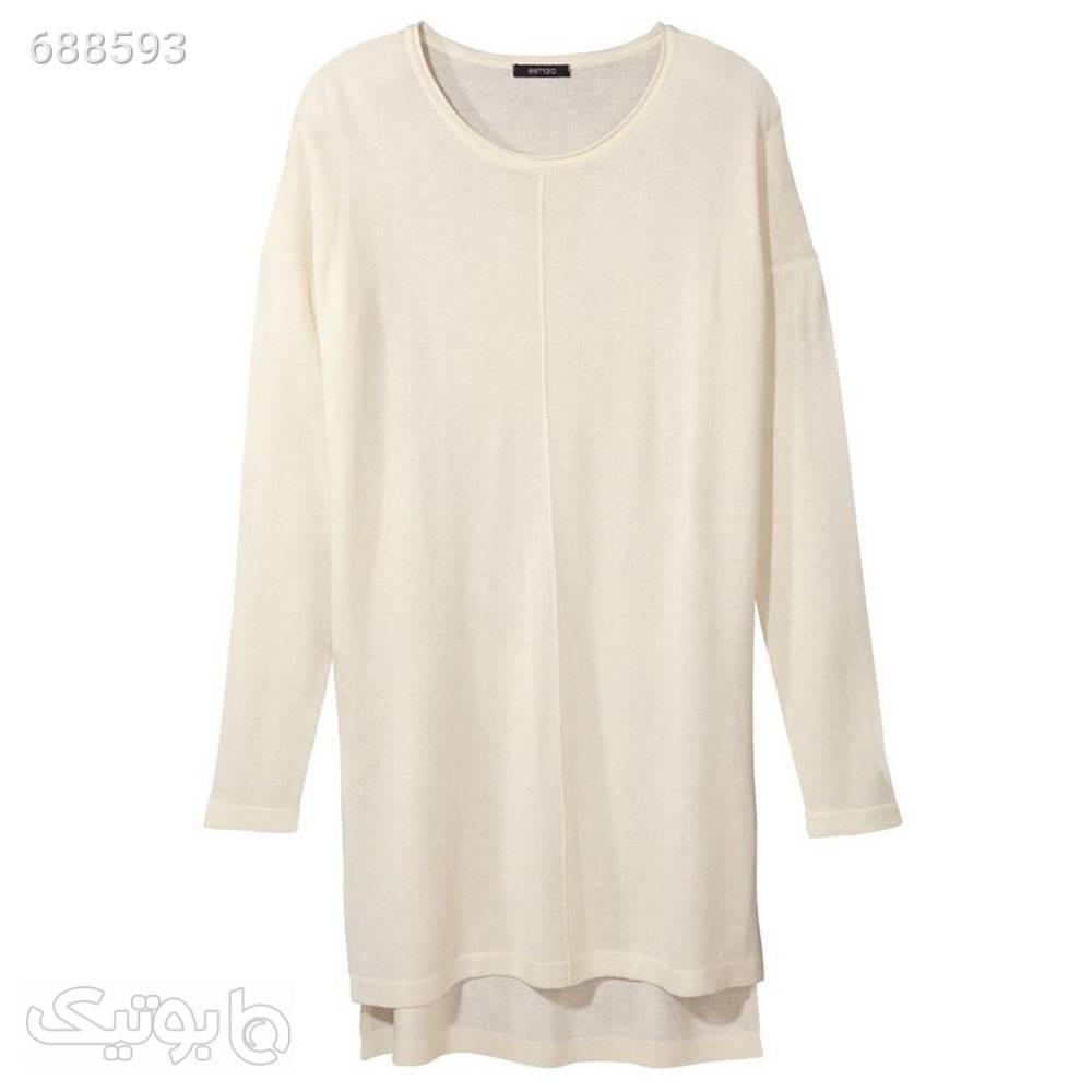 پیراهن زنانه اسمارا کد IAN281198 سفید پيراهن و سارافون زنانه