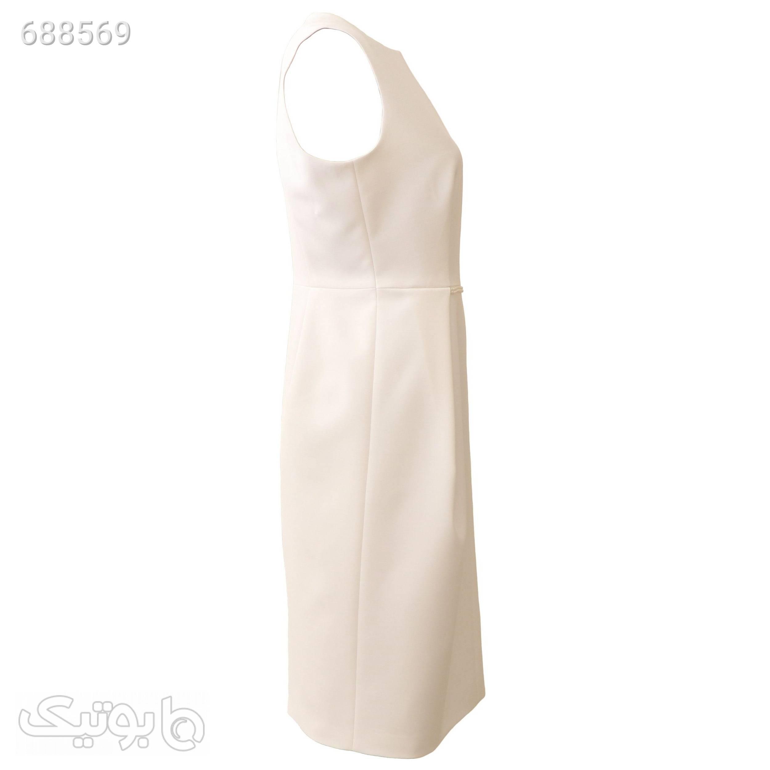 پیراهن زنانه درس ایگو کد 1010006 رنگ سفید سفید پيراهن و سارافون زنانه