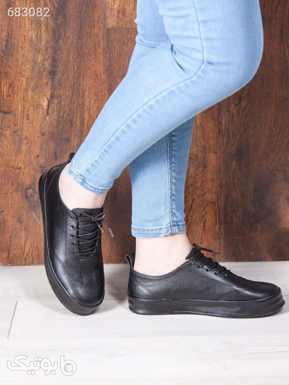 کفش دخترانه ارزان قیمت مشکی كتانی زنانه