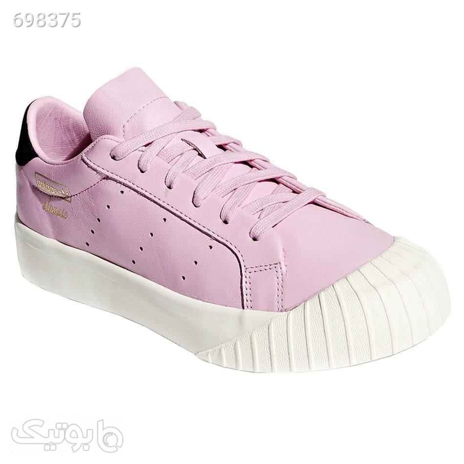 کفش راحتی آدیداس زنانه Adidas Everyn صورتی كتانی زنانه