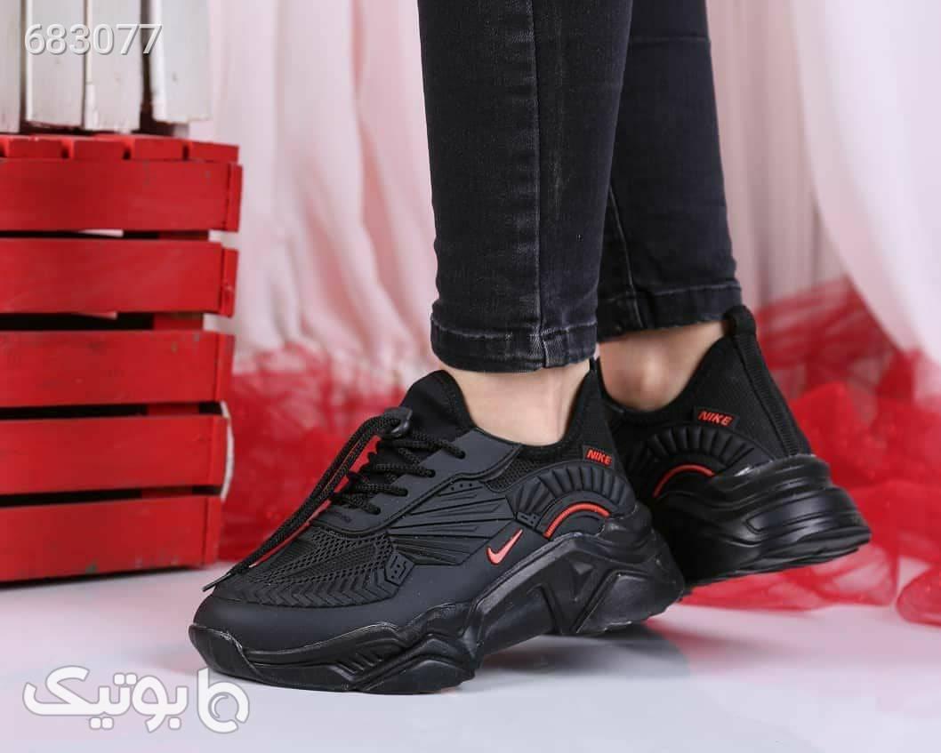 کفش کتونی دخترانه مدل جدید 2021 مشکی كتانی زنانه