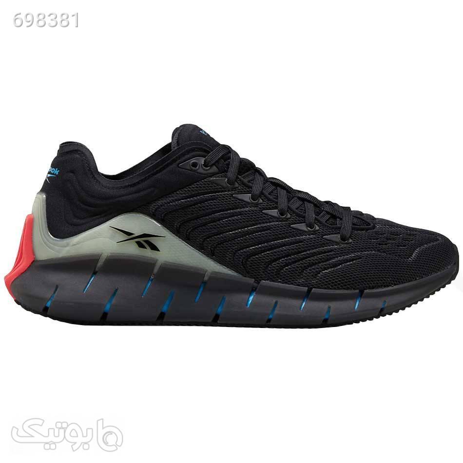 کفش ورزشی ریبوک مدل ZIG KINETICA SHOES مشکی كتانی مردانه