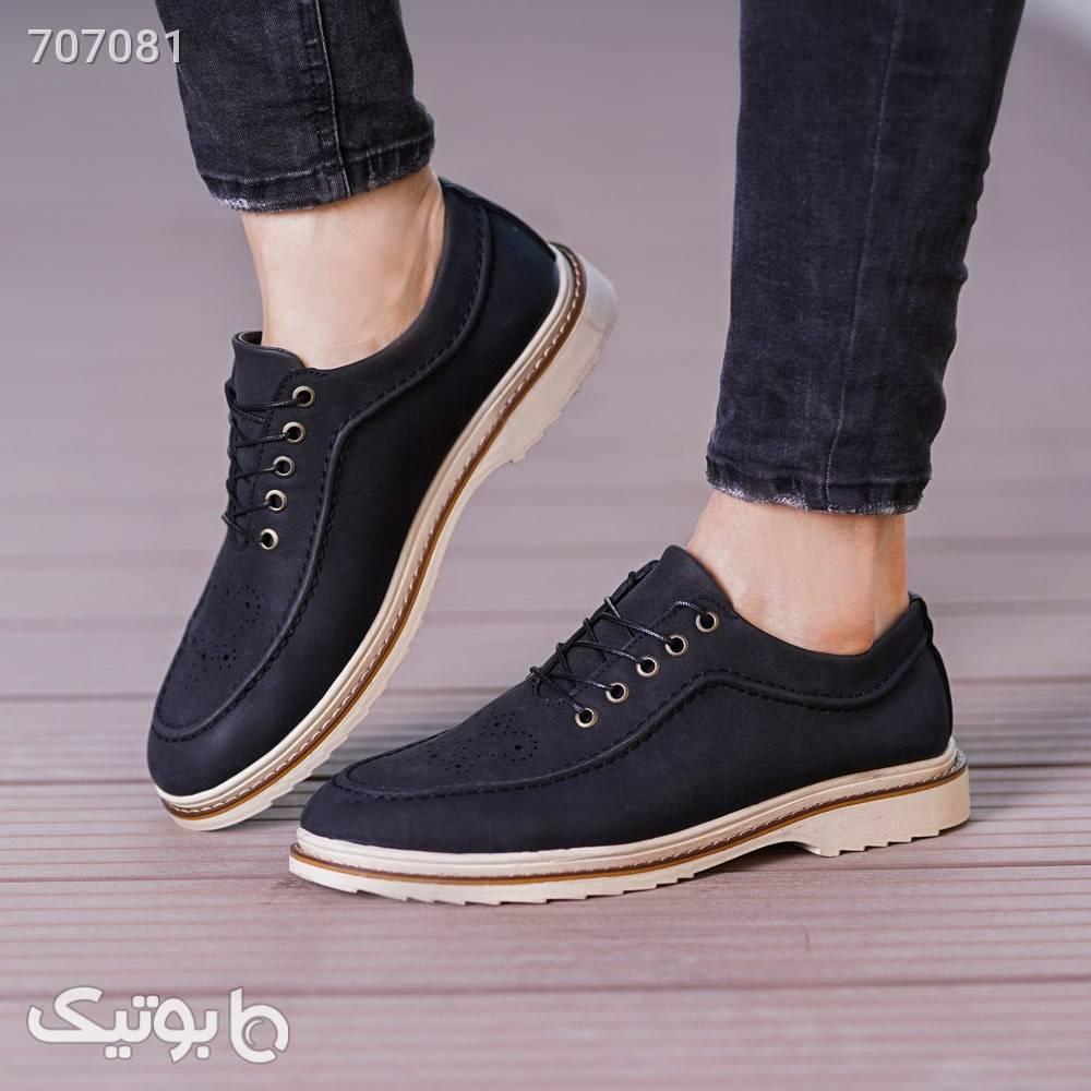 کفش مجلسی مدل ecco (مشکی) مشکی كفش مردانه