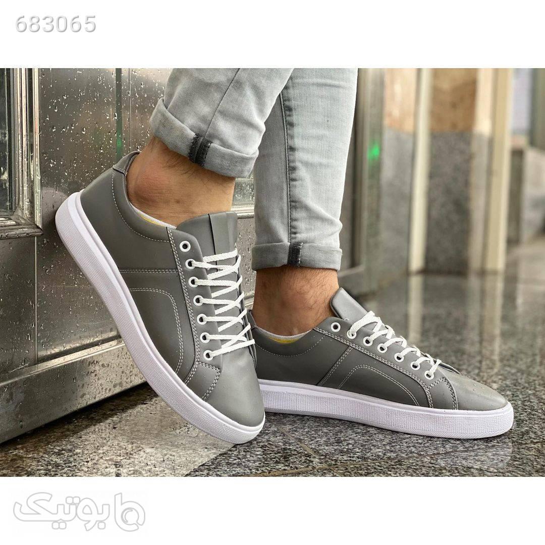کفش کتونی مردانه اسپرت مشکی كفش مردانه