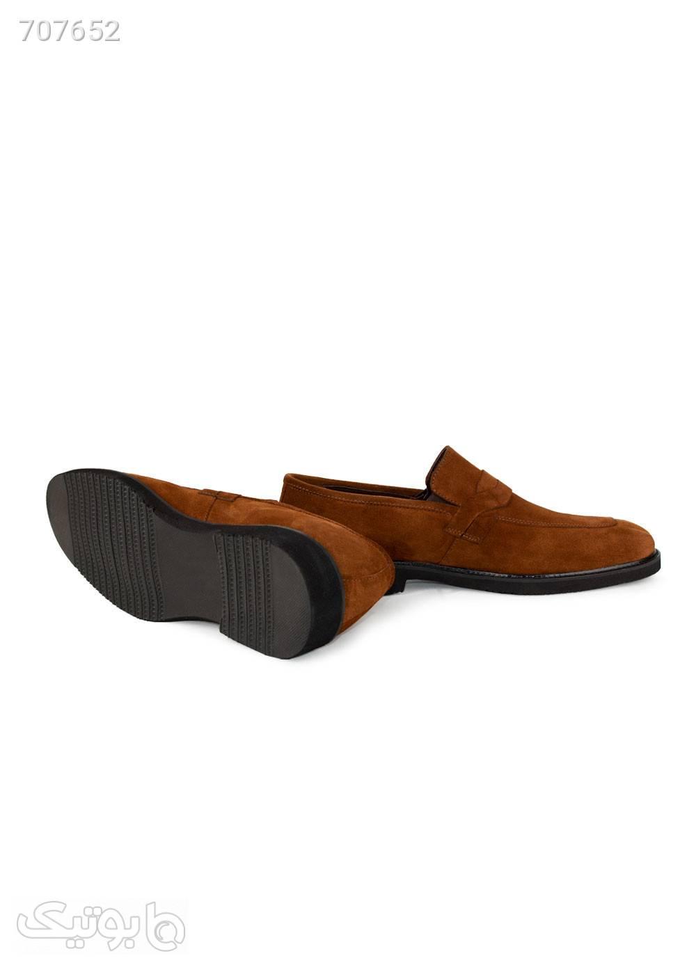 کفش کلاسیک مردانه مافیا مشکی كفش مردانه