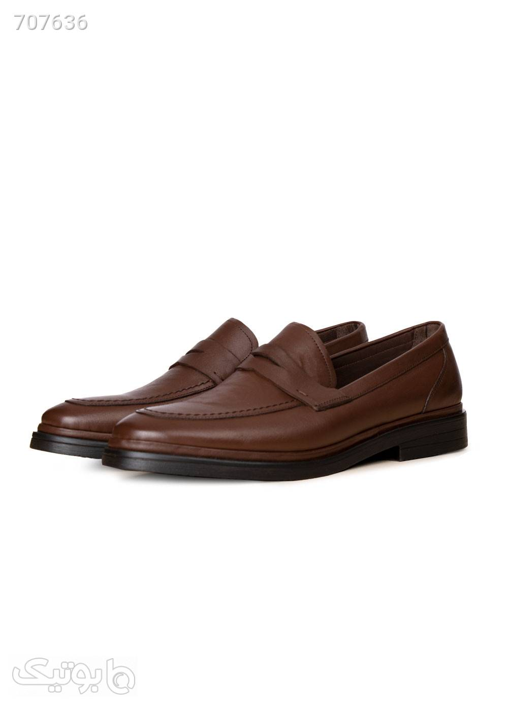 کفش کلاسیک مردانه ۶۰۲۷ مشکی كفش مردانه